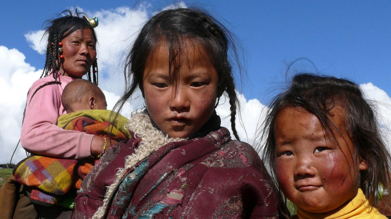 Despre inmormantarile in cer din Tibet